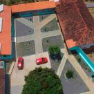 Imagem aérea do Centro Aprisco