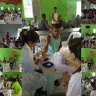 I Feira de Saúde Aprisco ,participação Unifacs e Sesc