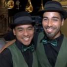 Venezuelanos empregados como baristas