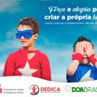 Campanha DEDICA - Doa Brasil