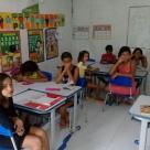 Ação com crianças Barcarena