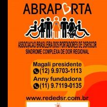 Abraporta - Associação Brasil dos Portadores de DSR - SCDR