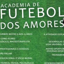 Centro Esportivo de Formação e Desenvolvimento - Academia de Futebol dos Amores