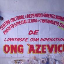 CENTRO CULTURAL DE DESENVOLVIMENTO HUMANO E SOCIAL AZEVICHE