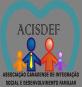 ASSOCIAÇÃO CANADENSE DE INTEGRAÇÃO SOCIAL E DESENVOLVIMENTO FAMILIAR